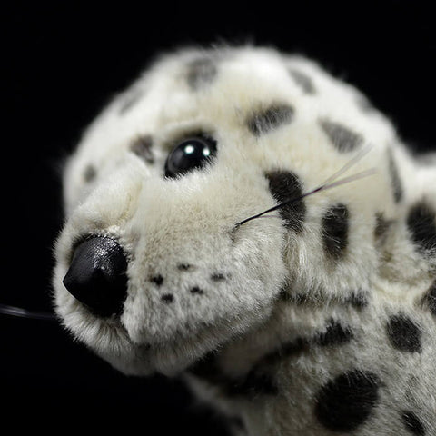 Spotted Seal Stuffed Animal