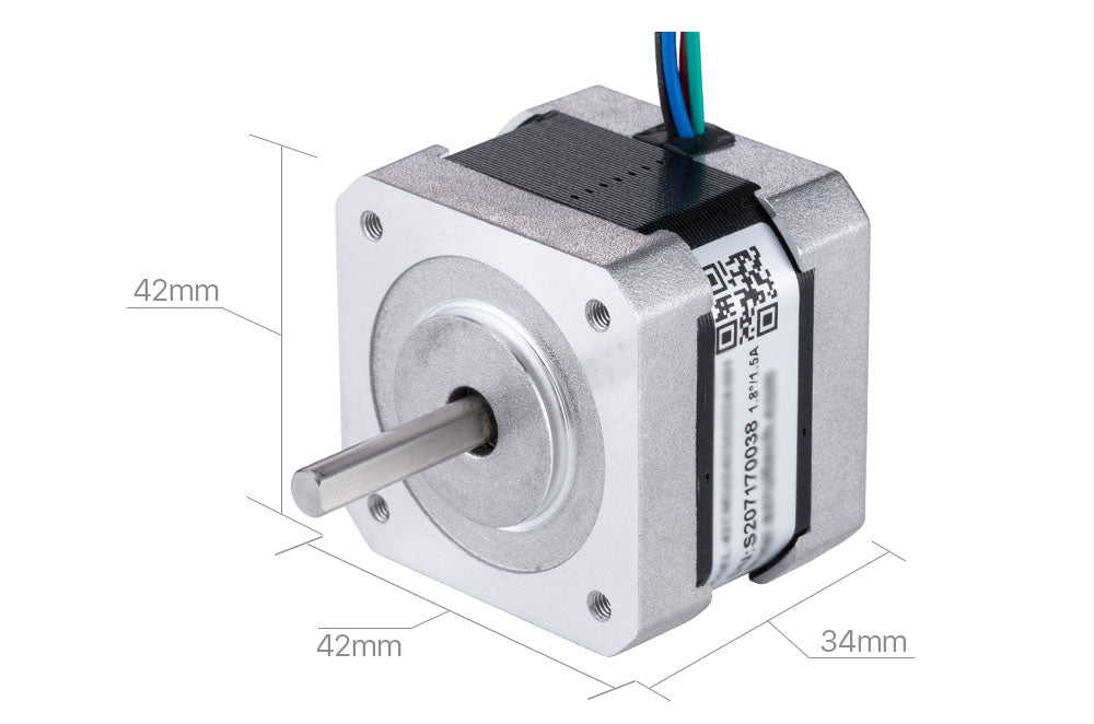3d printer dc stepper motor