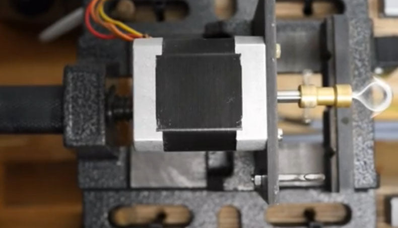 """stepper motor nema 23 Great motors, very affordable for a new build.""review in Spain"
