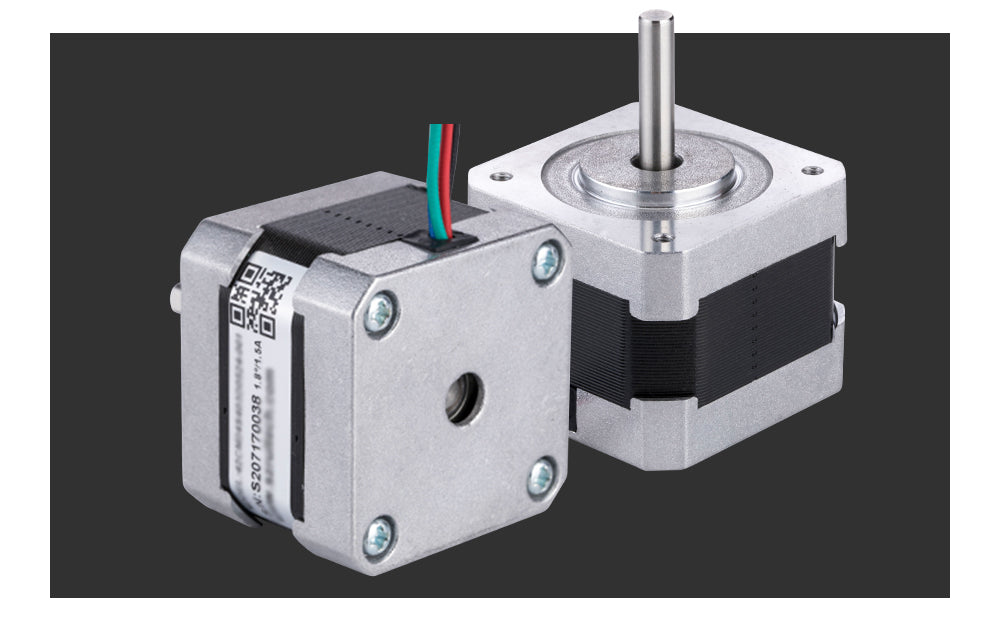 2 phase 1.8 degree 3d printer nema 17 stepper motor