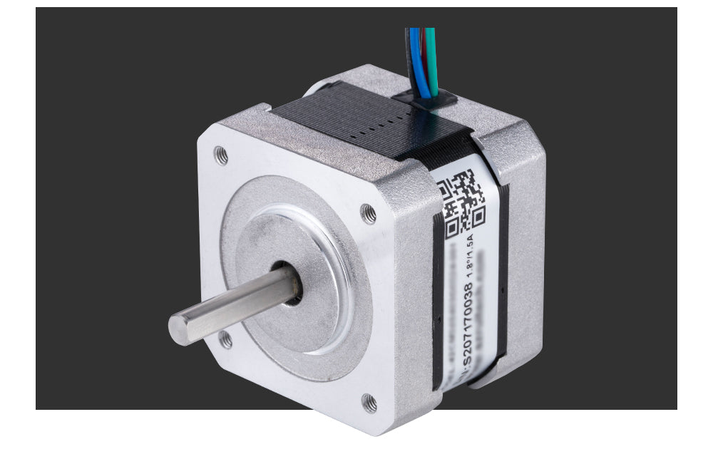 Stepper motor used in 3d printer