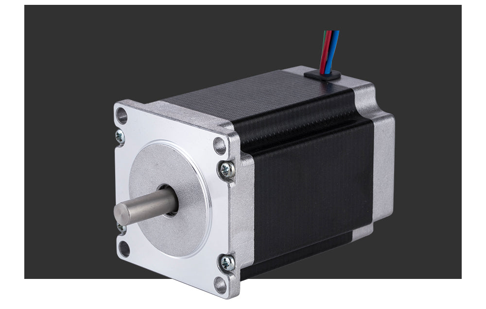 Stepper Motors in 3D Printing machine