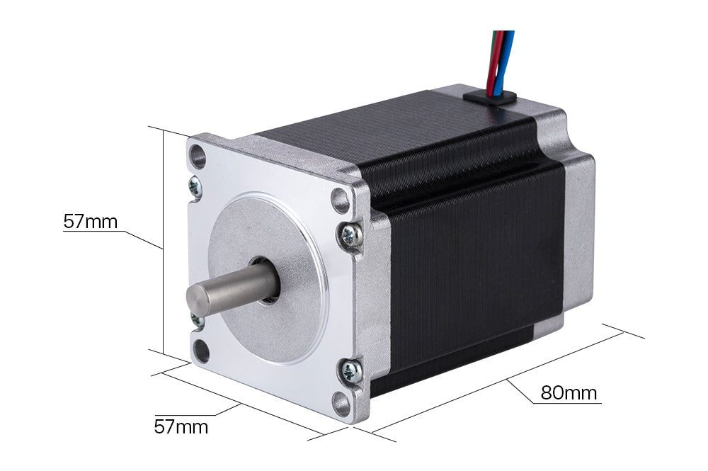 Nema stepper motor for co2 laser engraver/cutter cnc machine