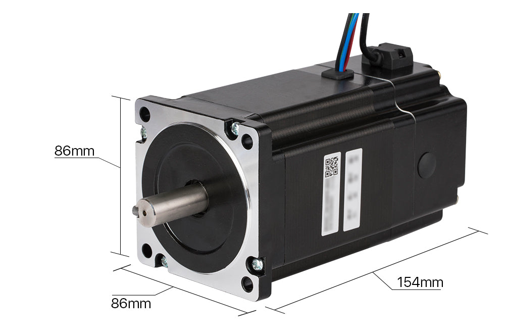 4 Axis Nema 34 Stepper Motor