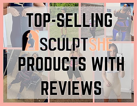 Top Selling Sculptshe Products with Reviews