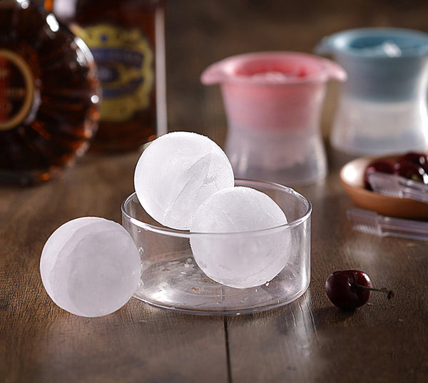 clear ice ball maker