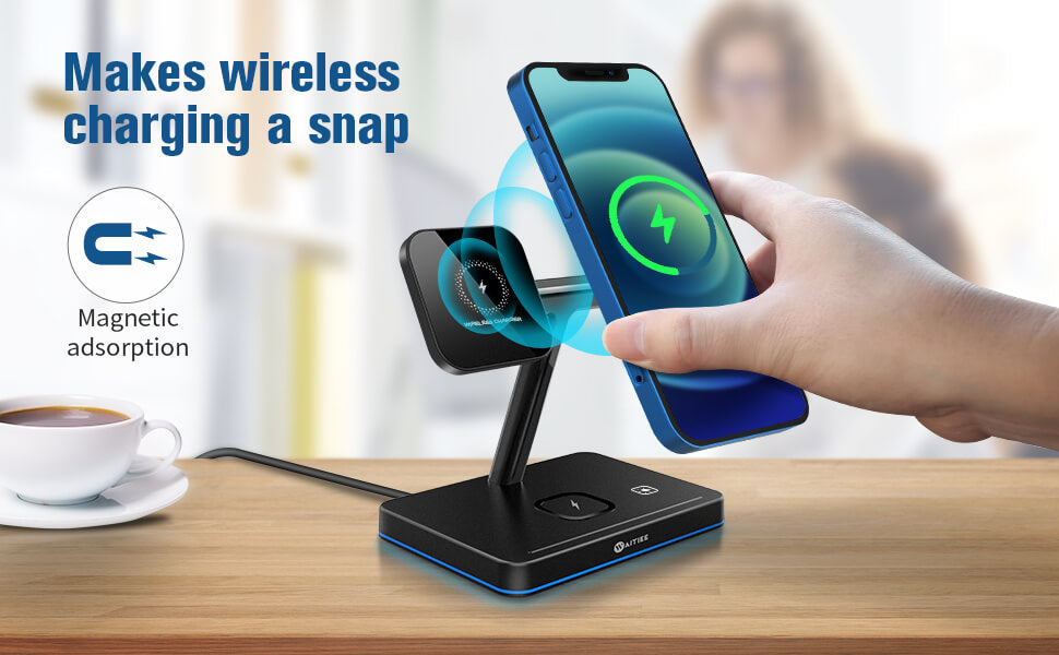 waitiee GY-Z9 wireless charger