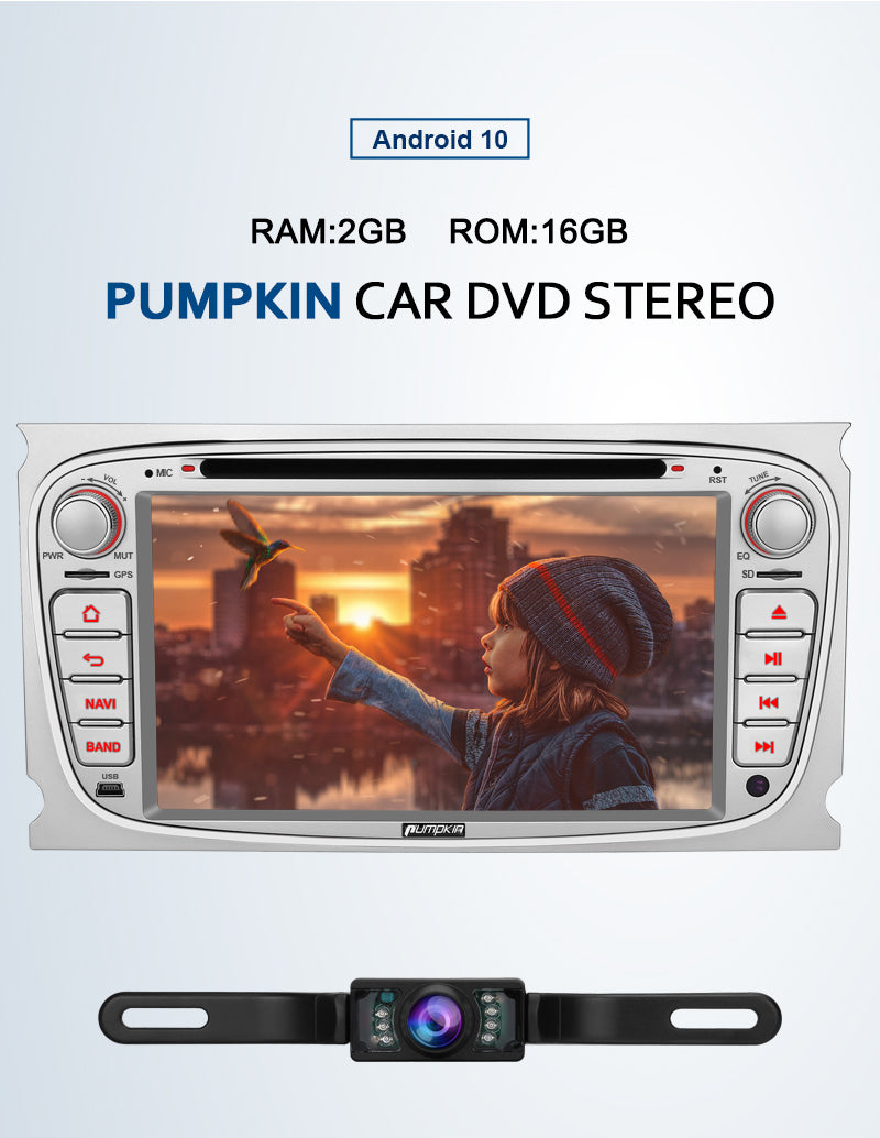 2013 ford focus stereo
