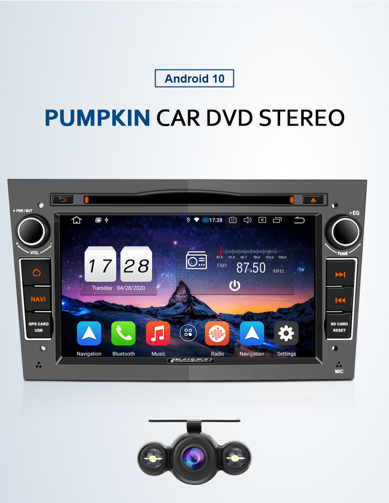 android 10 opel car stereo