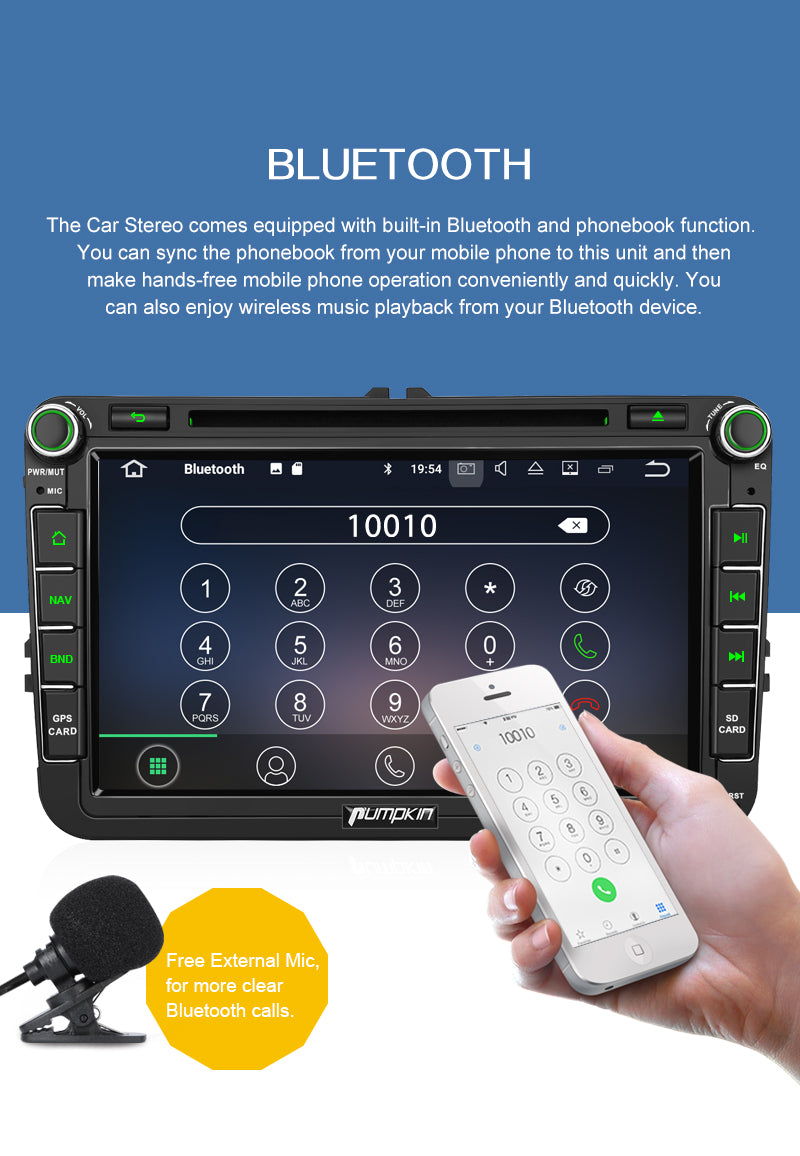 vw android 10 head unit