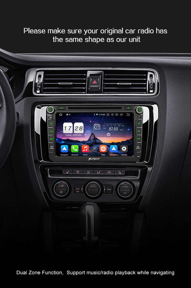 android 10 head unit with dab