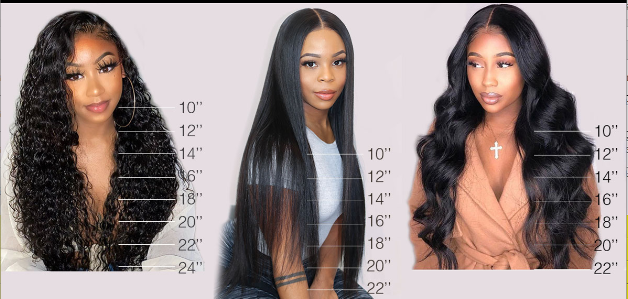 wig lengths-hairvivi human hair wigs,lace front wigs