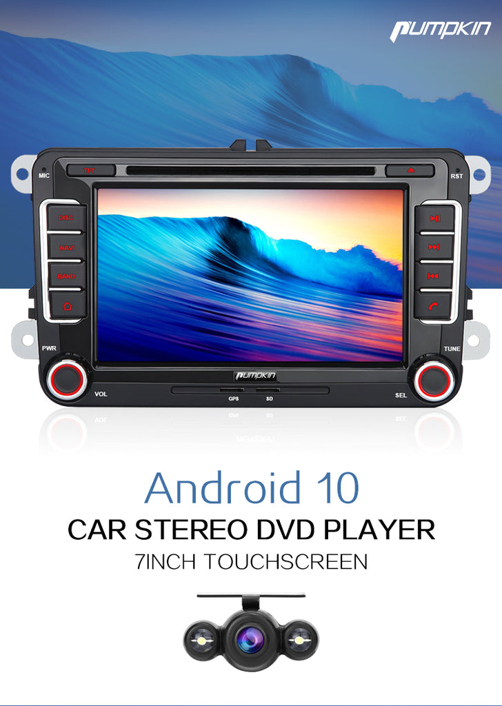 vw android 10 autoradio