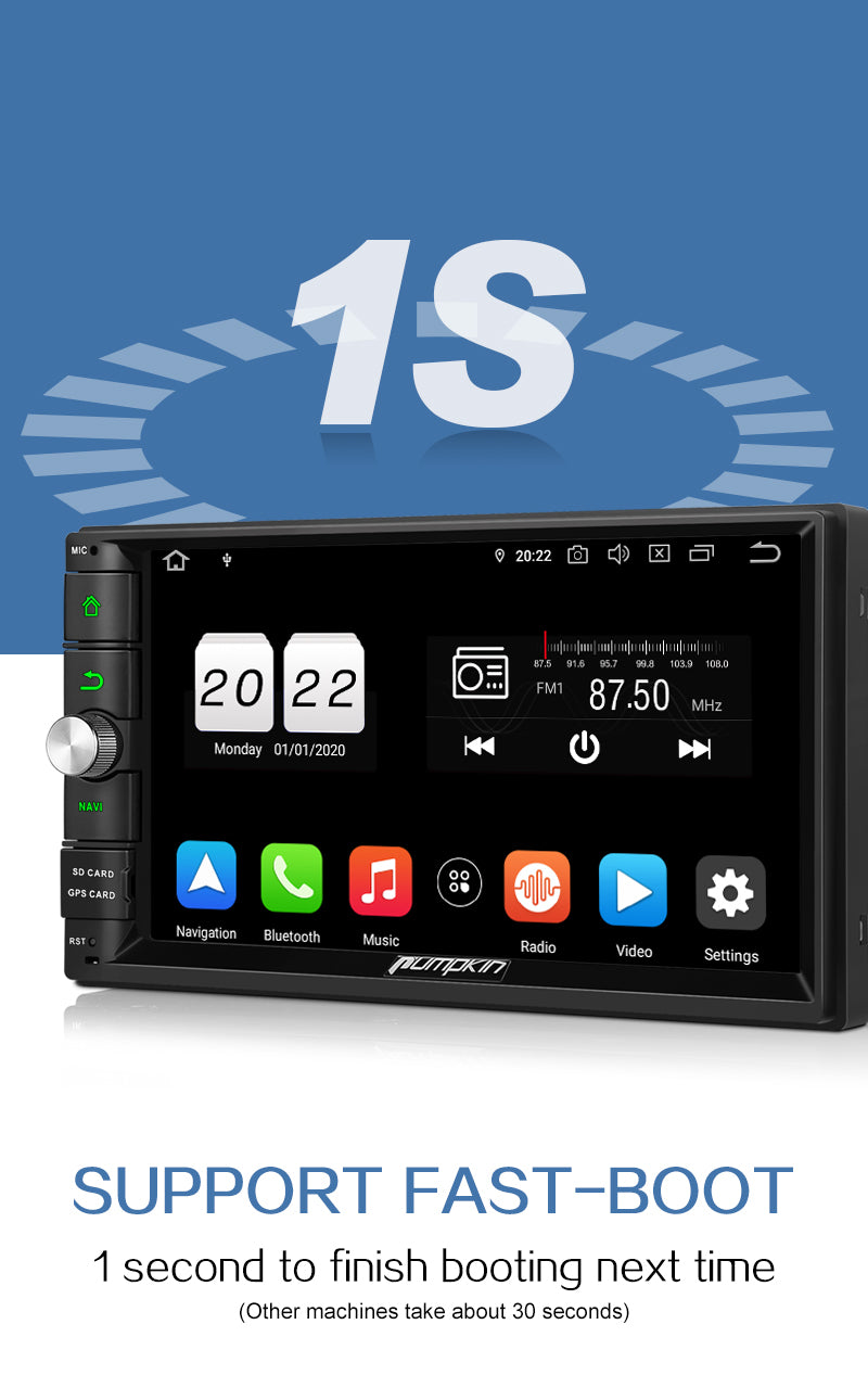 android 10 din 2 radio