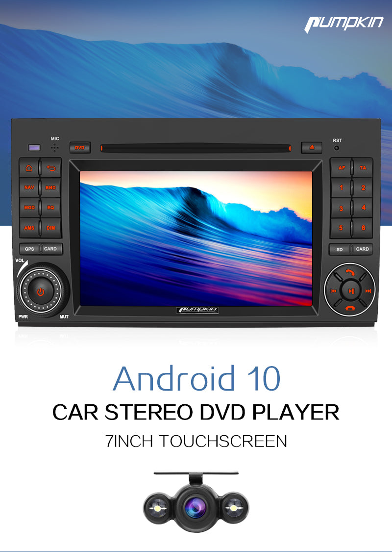 Benz android 10 Autoradio