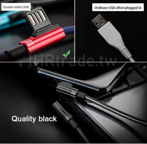 Ihrtrade,Creative 3C,DS30088_Cable,Best Right Angle Iphone Charger,Right Angle Iphone Charging Cable