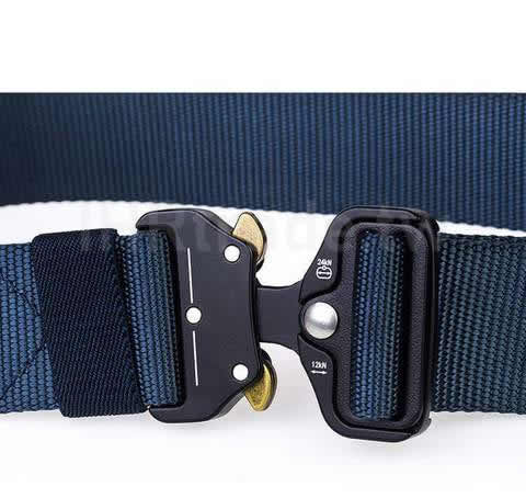 Ihrtrade,Outdoor,NCFS00091,Military style tactical nylon belt,Men's tactical belt nylon military style webbing