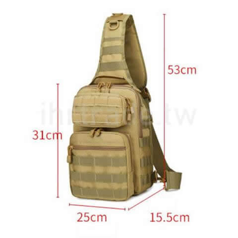 Ihrtrade,Tactical Backpack,1123879708,Best Tactical Backpack 2020,Tactical Sling Backpack Small