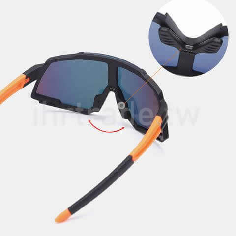 Ihrtrade,Travel & Outdoors,CGD3056800,Polarized Sports Sunglasses For Women,Fishing Sunglasses For Men
