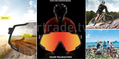 Ihrtrade,Travel & Outdoors,CGD3056800,Cycling Glasses For Men,Polarized Fishing Sunglasses For Men
