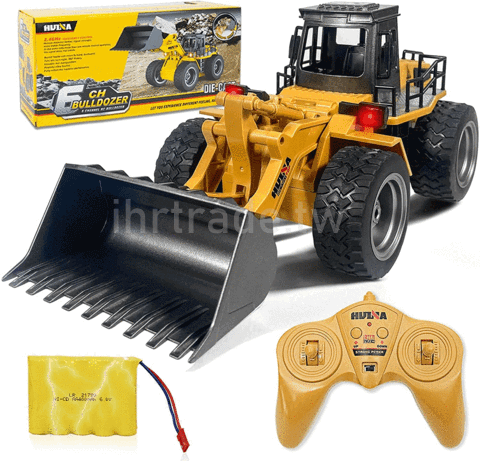 Ihrtrade,Toy,FRONT LOADER-986654767,Rc Front Loader Hydraulic Fully Metal,Rc Front Loader Toy