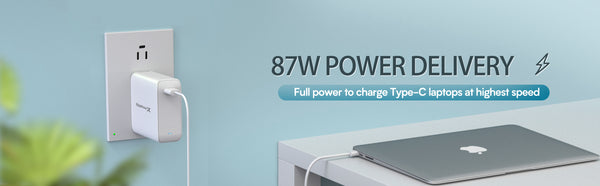 laptop fast charger