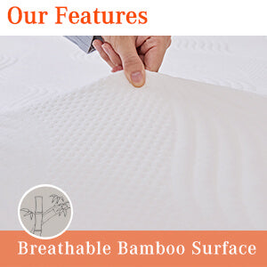 Sweet Night allerease and breathable mattress protector