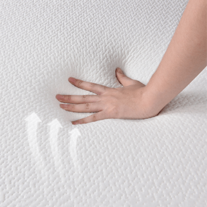 Sweet Night Breeze Memory Foam Mattress comfort and breathability