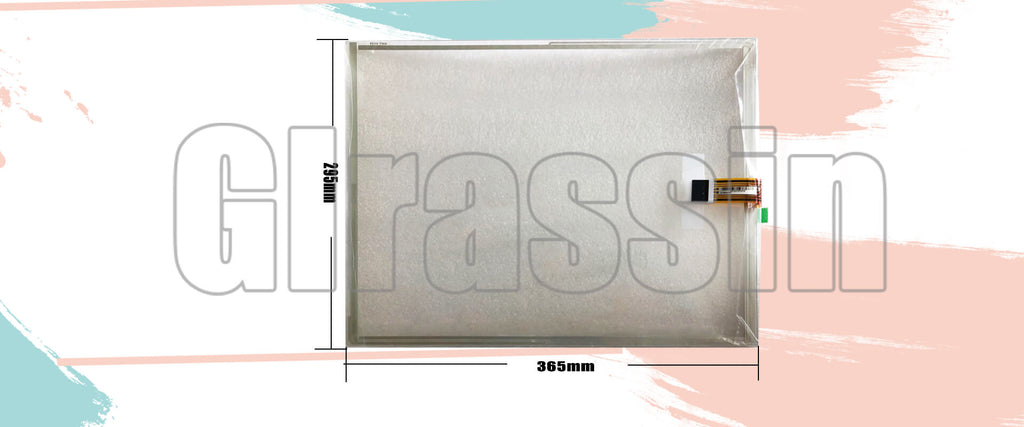 17 INCH Original Touch Screen for AMT9539 91-09539-000