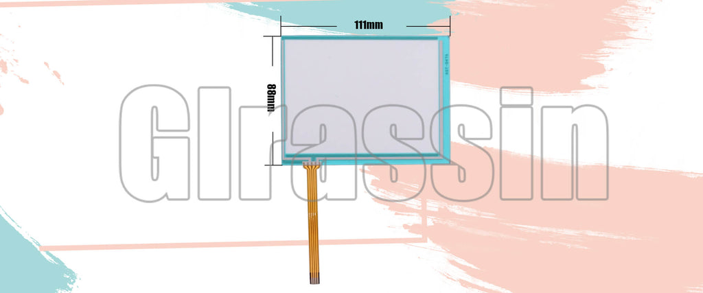 Touch Screen 4.7 INCH for DMC AST-047 AST-047A070A