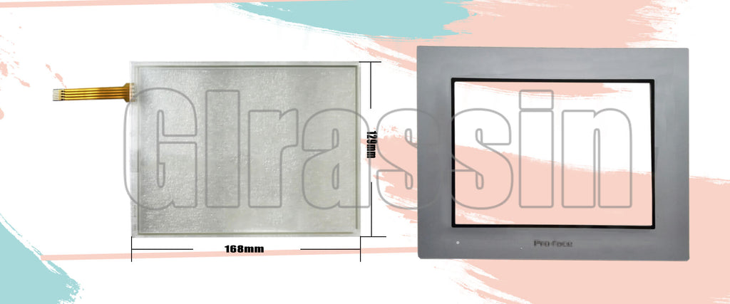 Touch Screen for Proface HMI GP-4401T PFXGP4401TAD(R)