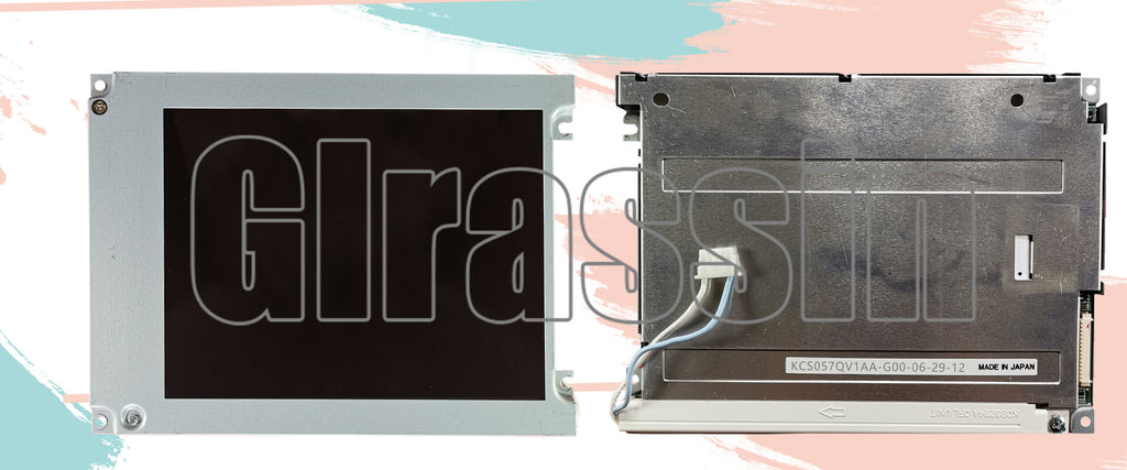 LCD Display Module for Kyocera KCS057QV1AA-G00 Replacement