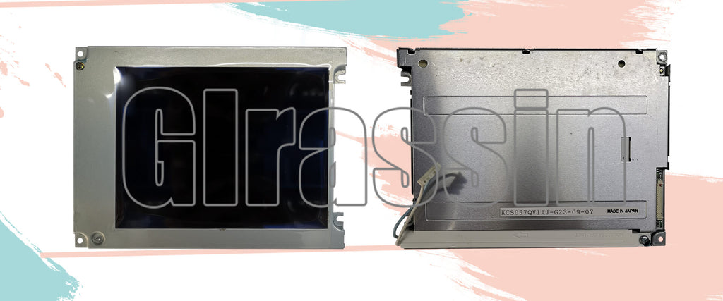 LCD Display Monitor for Kyocera KCS057QV1AJ-G32 Replacement