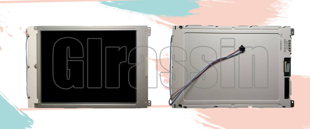 Sharp LM641836R LCD Display Module Replacement