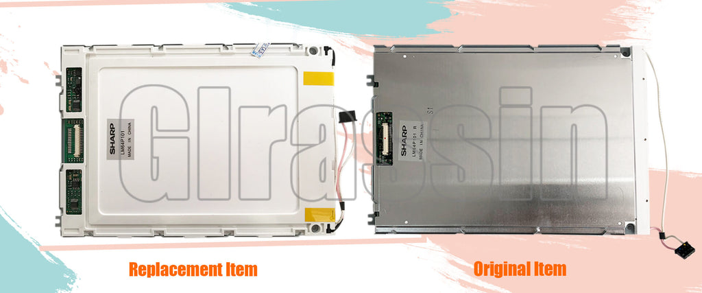 LCD Display Panel for Sharp LM64P101R Replacement