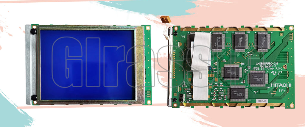 5.7 INCH LCD Display Panel for Hitachi LMG6912RPFC-00T Replacement