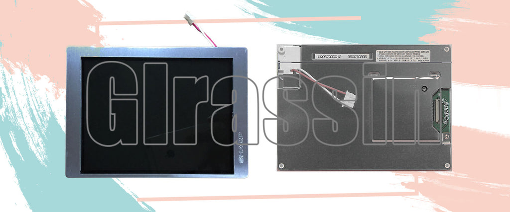 5.7 INCH LCD Display Monitor for Sharp LQ057Q3DC12 Replacement