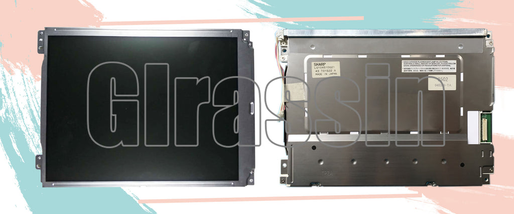 LCD Display Module for Sharp LQ104V1DG72 Replacement