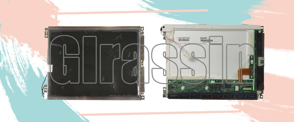 10.4 INCH LCD Display Module for Sharp LQ10D13K Replacement