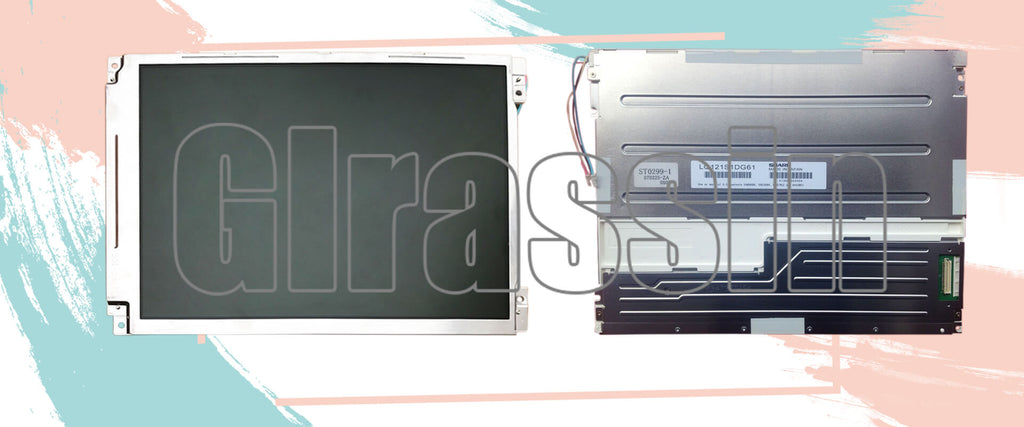 12.1 INCH LCD Display Monitor for Sharp LQ121S1LG61 Repair Replacement