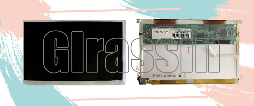 LCD Display Module for TOSHIBA LTM09C362Z Repair Replacement
