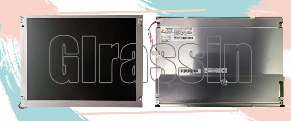 12.1 INCH LCD Display Module for NEC NL8060BC31-41D Repair Replacement