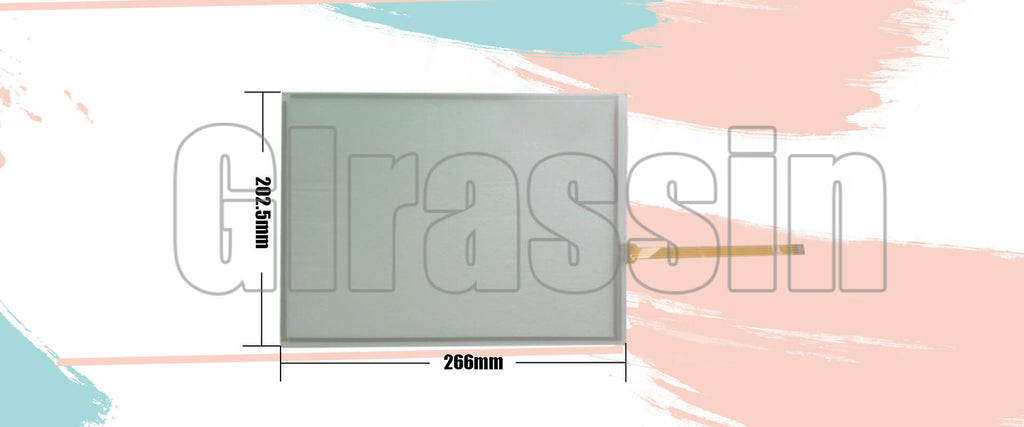 Touch Screen for Proface HMI PS3651A-T42(S)-24V Repair Replacement
