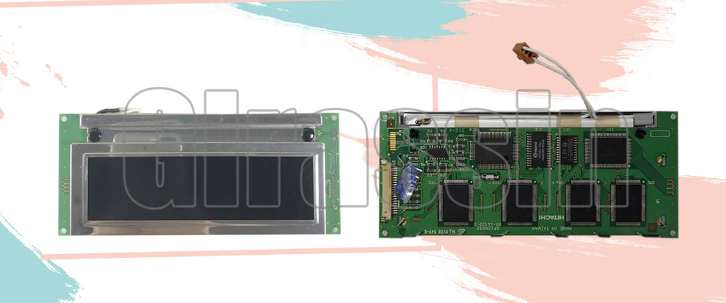 4.8 INCH LCD Display Module for Hitachi SP12N002 Replacement