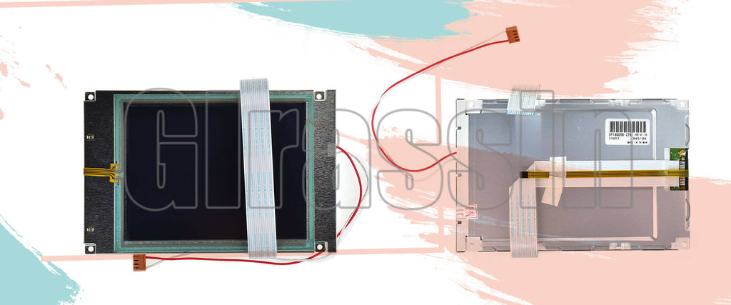 5.7 INCH SP14Q006-ZZA LCD Module for Hitachi Display Replacement