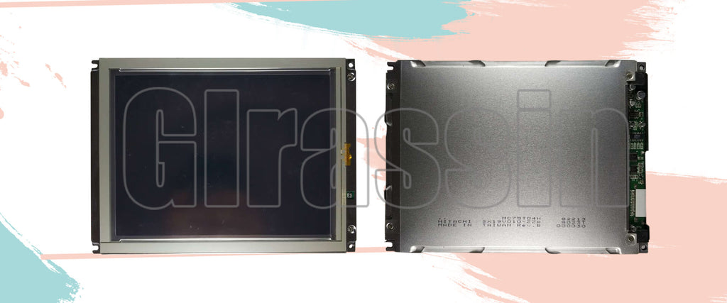 7.5 INCH LCD Display Panel for Hitachi SX19V010-ZZA Repair Replacement