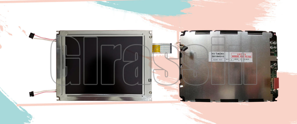 7.5 INCH SX19V010  LCD Module for Hitachi Display Replacement