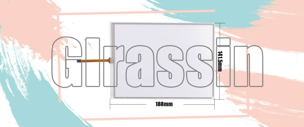 8.4 INCH Touch Screen for DMC TP-3174S1 Replacement