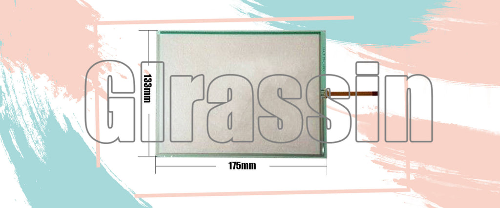 5.7 INCH Touch Screen for DMC TP-3333S1 Replacement