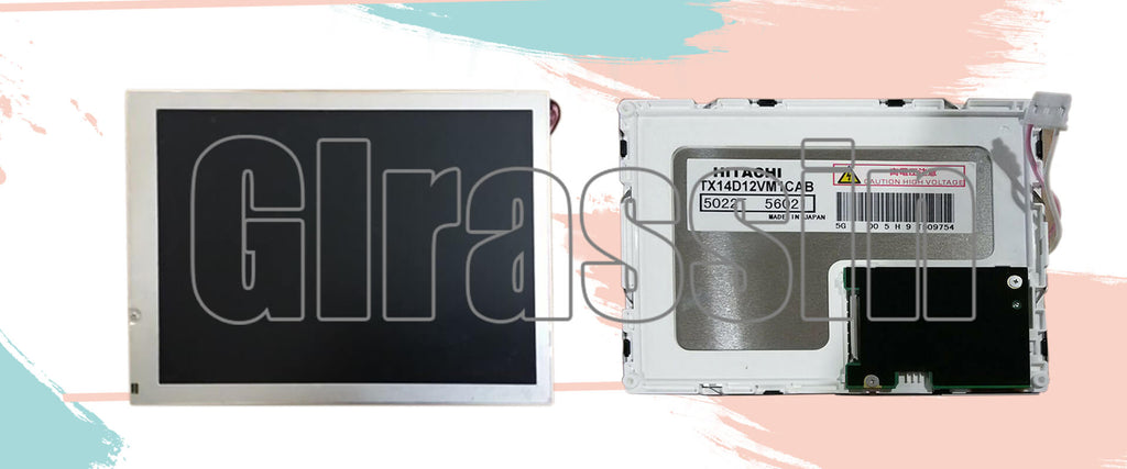 5.7 INCH LCD Display Module for Hitachi TX14D12VM1CBA Replacement